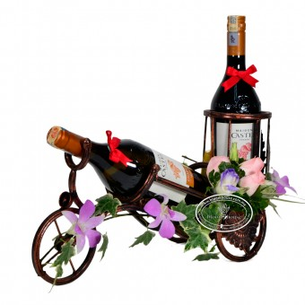 Wine Retro Cycle