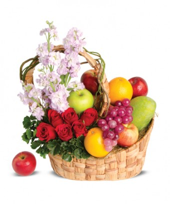 Basketful of Fruits